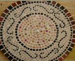 mosaic hand made roman design